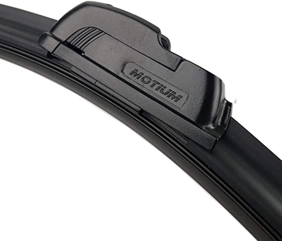 Set of 2 Online Automotive WBFDMON16 3001 Front Standard Windscreen Wiper Blades