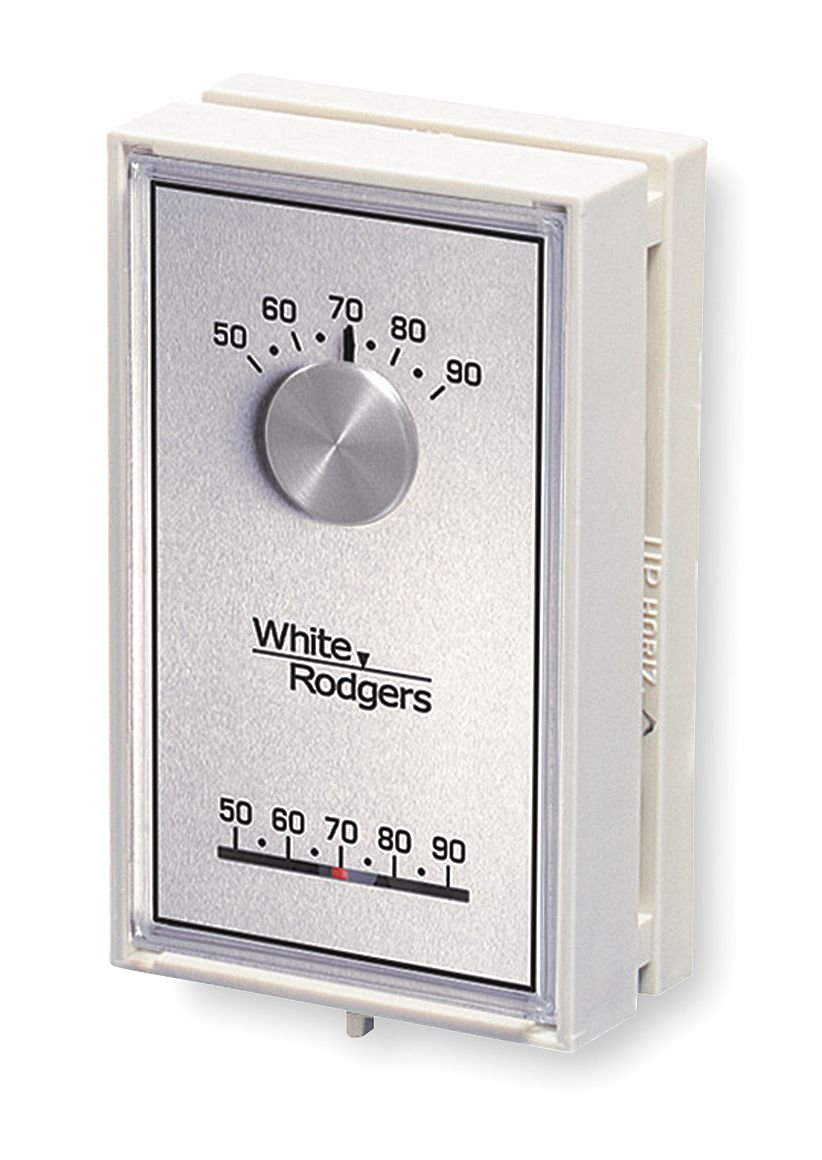 White Rodgers 1E30N-910 Mercury Free Mechanical Thermostat
