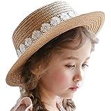 d3c64699ac3d3 Legler Egmont Toys Sombrero de paja niña con lazo rojo  Amazon.es ...