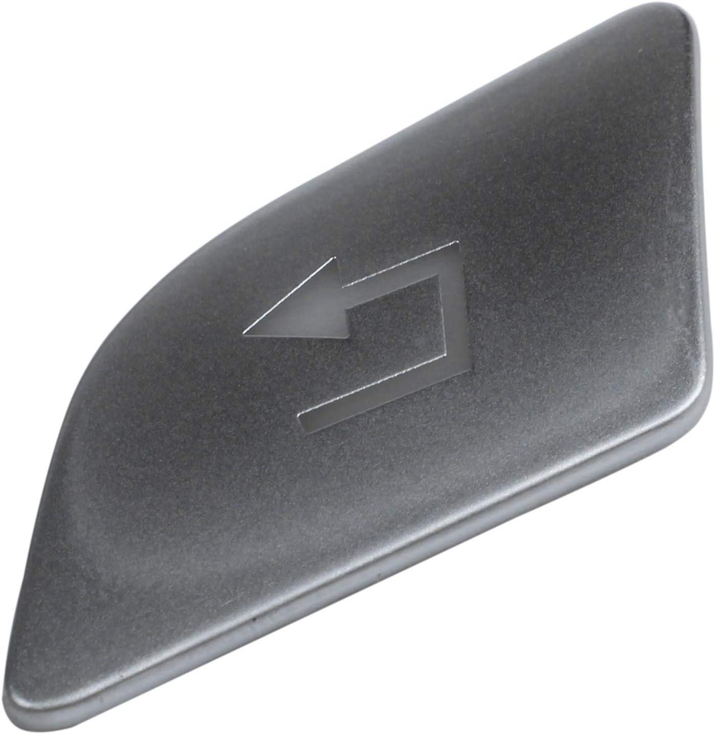 DaysAgo Pegatina De Cubierta De Recorte De Interruptor De Bot/ón De Volante para Mercedes A B C E Ml GL Cla Gla Glk SL SLK Class W176 W246 W212 W204
