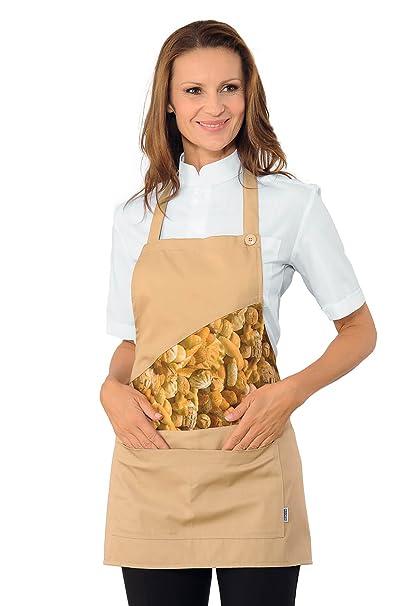 Biscotto Isacco Grembiule Lollipop 65/% Poliestere 35/% Cotone Isacco Bread Pane Bread
