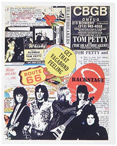 C&D Visionary Tom Petty CBGBs Sticker ()