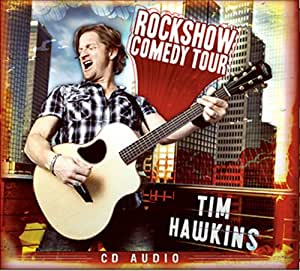 Tim Hawkins Rockshow Comedy Tour Cd