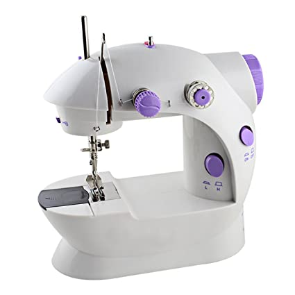 Amazon Mini Sewing Machine IBesi Portable Electric Sewing Beauteous Portable Mini Sewing Machine