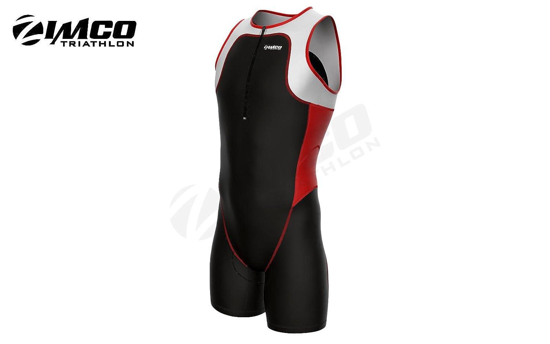 Zimco Elite Men Triathlon Suit Racing Tri Suit Triathlon Short Tri Swim Run