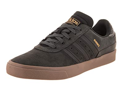 new product dbde3 c8ba1 adidas Skateboarding Men s Busenitz Vulc Dark Grey Heather Solid Grey Core  Black Gum 5