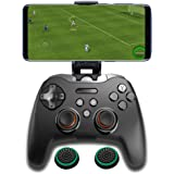 Anfiner Collapsible Mobile Phone Holder/Game cilp/Gamepad Support for steelseries Nimbus/Stratus XL
