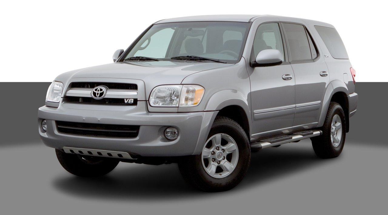 2005 Toyota Sequoia Limited, 4-Door (GS) ...