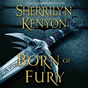 Born of Fury Audiobook