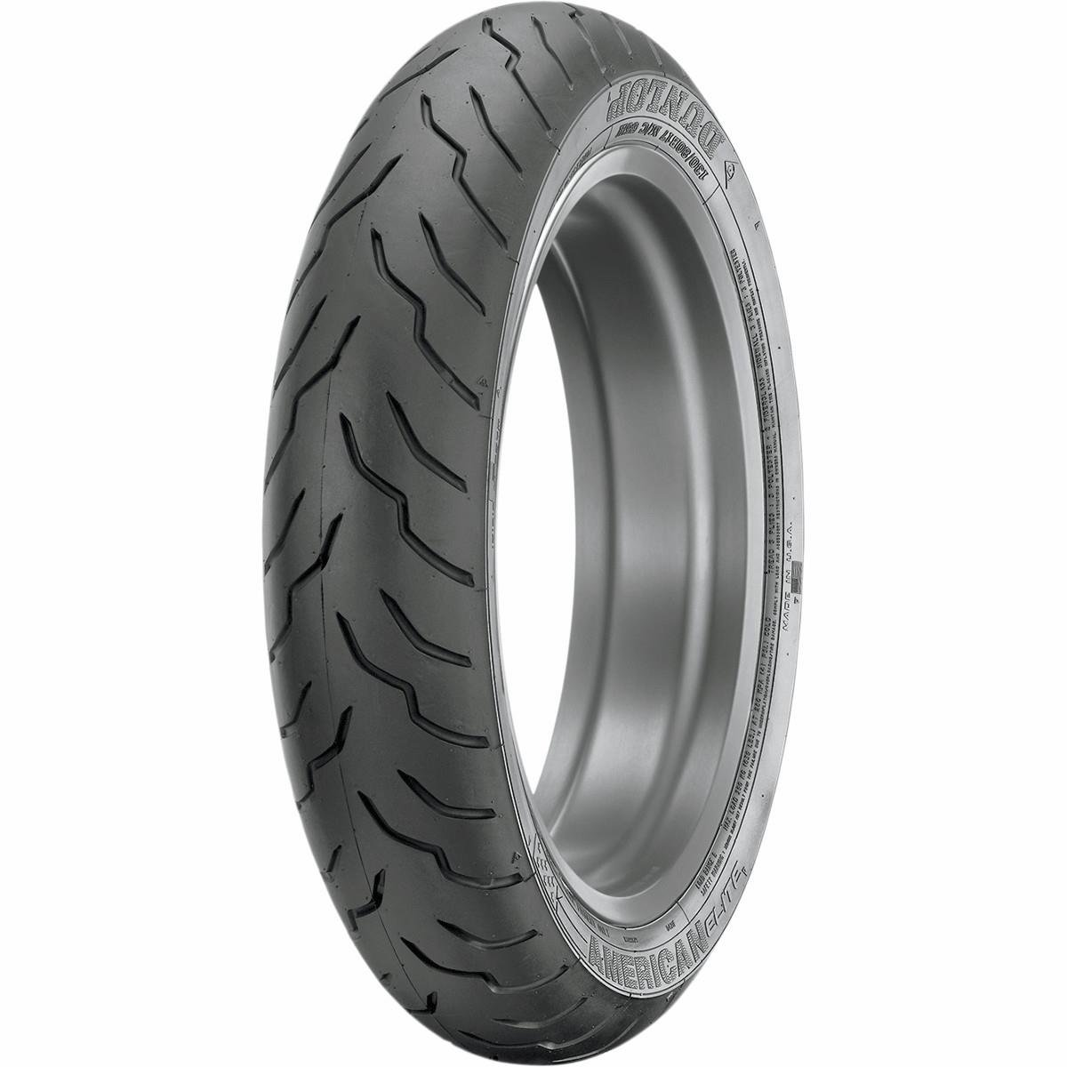 Dunlop American Elite Front Tire (130/60B19) LEPAZA57994
