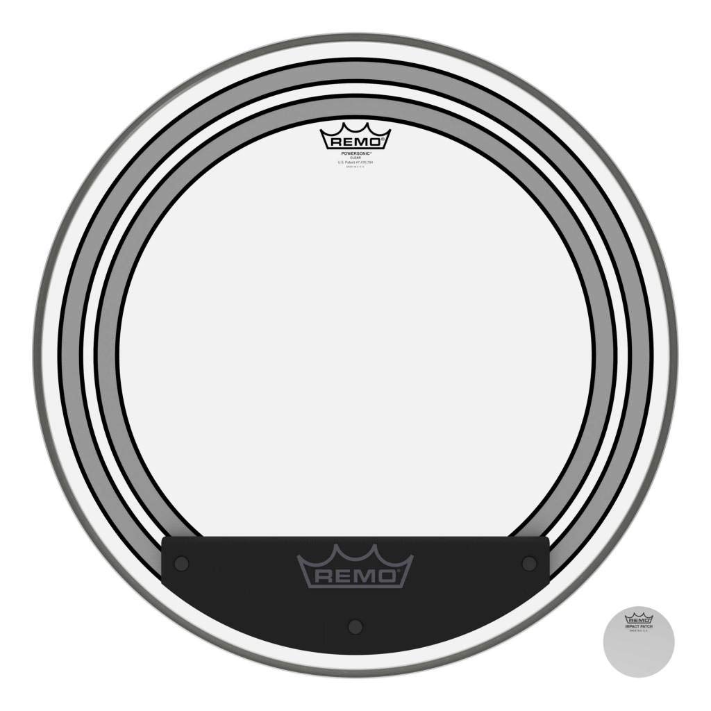 Remo Drumhead Pack (PW-1322-00)
