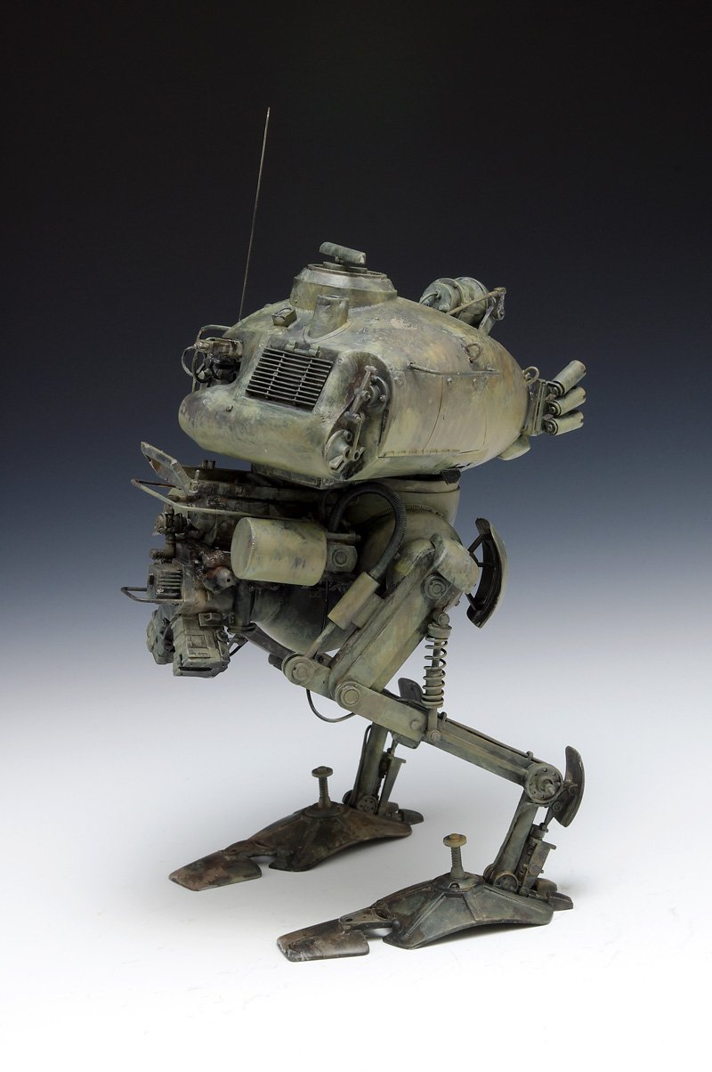 1/20 Maschinen Krieger Series Kuster & Friedrich by Wave by wave (Image #4)