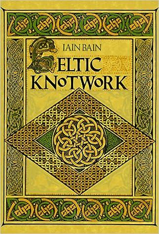Celtic Knotwork: Iain Bain: 9780806986388: Amazon.com: Books