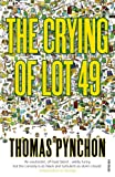 Front cover for the book The Crying of Lot 49 by Thomas Pynchon