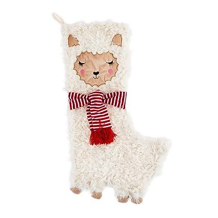 Llama Christmas Stocking.Sass And Belle Fa La La Llama Christmas Stocking
