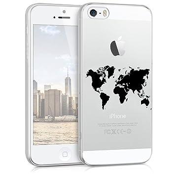 "80091e36c55 kwmobile 40657.04 Funda para teléfono móvil 10,2 cm (4"") Negro,"