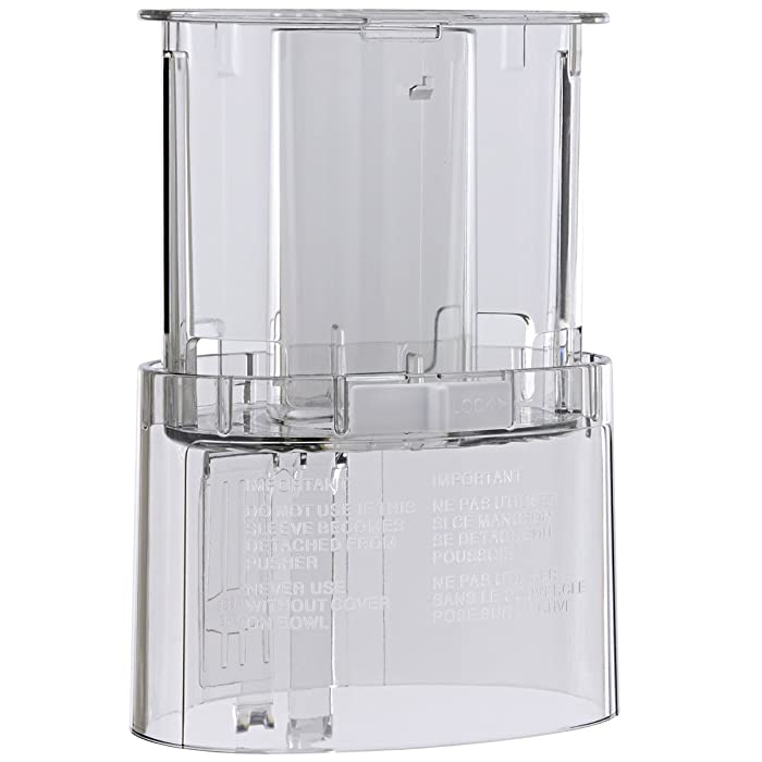 Top 10 Cuisinart Food Processor Dlc8 Pusher Sleeve