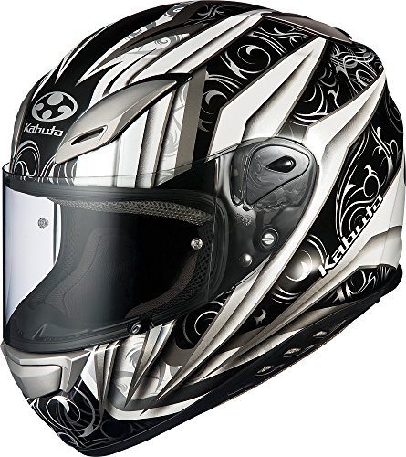 Kabuto Aeroblade 3 Rovente Helmet White/Silver LG for sale  Delivered anywhere in USA