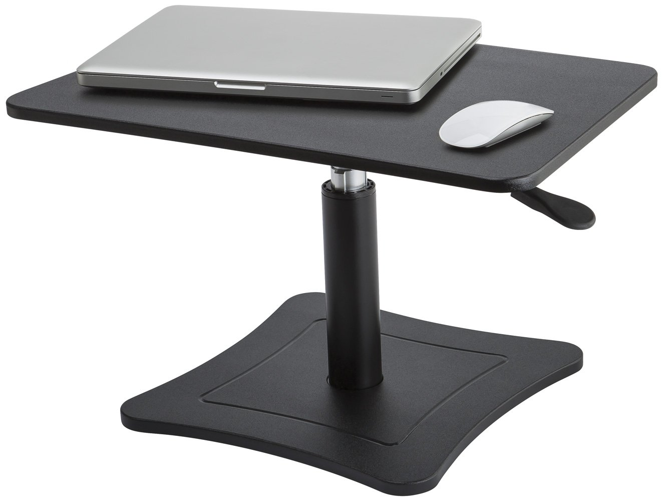 Victor DC230B High Rise Height Adjustable Stand (Black)