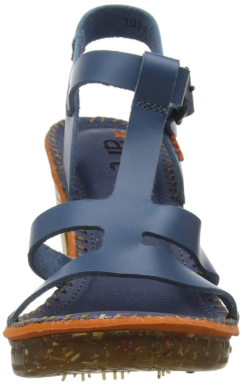 31f99511aac019 Art 1079 Becerro Jeans/Amsterdam, Sandali con Chiusura sul Retro Donna:  Amazon.it: Scarpe e borse