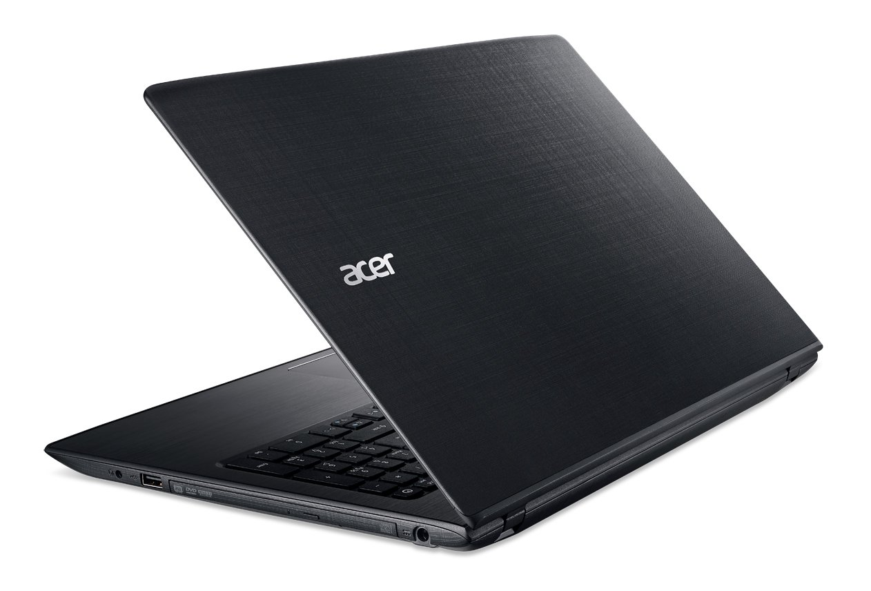 Acer Aspire E 15 E5-575G-57D4 15.6-Inches Full HD Notebook (7th Gen Intel Core i5-7200U, GeForce 940MX, 8GB DDR4 SDRAM, 256GB SSD, Windows 10 Home), Obsidian Black by Acer (Image #7)