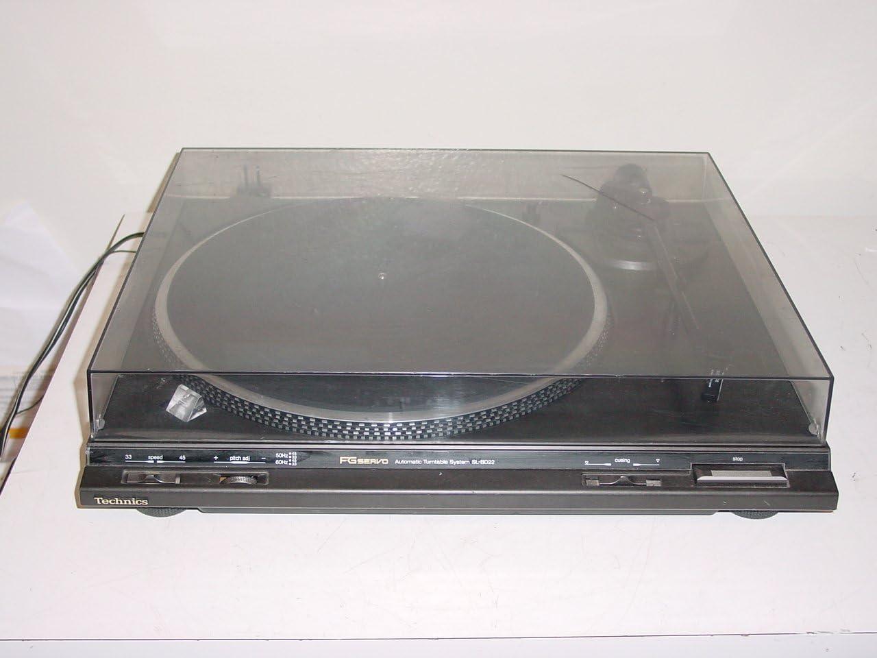 Amazon.com: Technics SL-BD22 Stereo Audio para tocadiscos ...