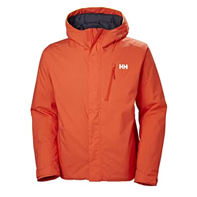Amazon.com  Helly Hansen Men s Trysil Waterproof Insulated Ski Jacket   Clothing fbefb57f4
