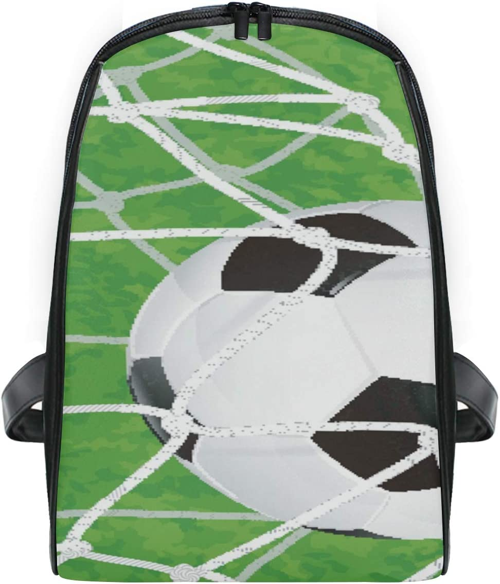 Mochila Juego de Pelota Fútbol Fútbol Mochila pequeña Mochila ...