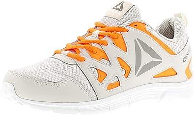 Reebok BD2186, Zapatillas de Trail Running para Hombre, Gris (Skull Grey/Wild Orange/Pewter/White), 47 EU: Amazon.es: Zapatos y complementos