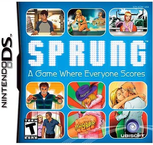 sprung dating game ready set date