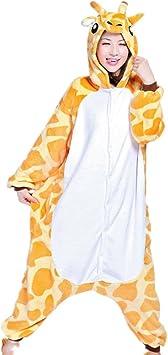 misslight Unicornio Pijamas Animal Ropa de Dormir Cosplay ...