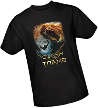 Amazon.com: Kraken Clash -- Clash Of The Titans Youth T ...