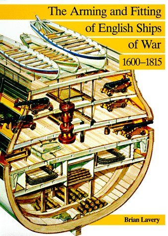 Arming and Fitting of English Ships of War, 1600-1815