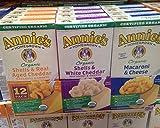 ANNIEs homegrown organic mac & cheese (pack of 6)