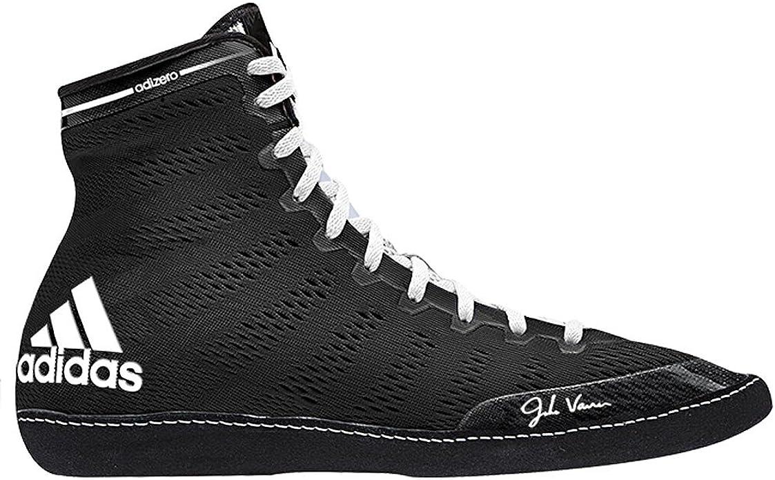 Buy adidas Performance Men's Adizero Wrestling XIV Wrestling Shoes ...