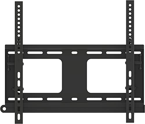 Easy Mount Extra Ultra Slim Flat TV Wall Mount Bracket for LG 55UK6300 Super Low 1.4 Profile Design – Heavy Duty Steel – Simple to Install