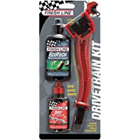 FINISH LINE Starter Kit 123, Convenient Chain Cleaning Kit