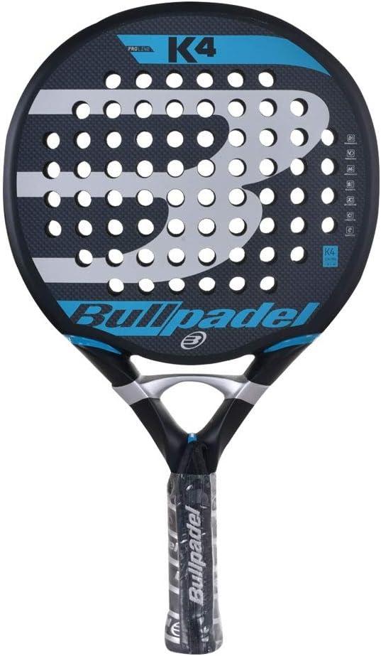 Pala DE Padel BULLPADEL K4 Pro: Amazon.es: Deportes y aire libre