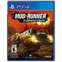 MudRunner PlayStation 4