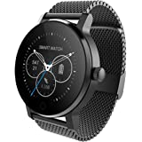 Bluetooth Smart Watch con slot per SIM Card, sbloccato impermeabile orologio intelligente orologio touchscreen, fotocamera controller bluetooth per iPhone Android Samsung da uomo e da donna
