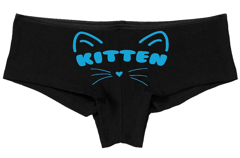 b51a209a7 Knaughty Knickers - Daddy s KITTEN Boy Short Panties Neko Pet Play - DDLG  CGL Kitten boyshort
