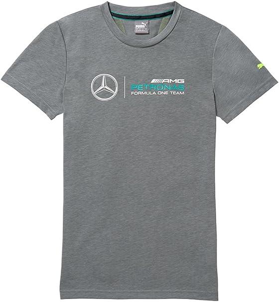 Hombre Puma Mercedes AMG Petronas – Camiseta de manga corta: Amazon.es: Coche y moto