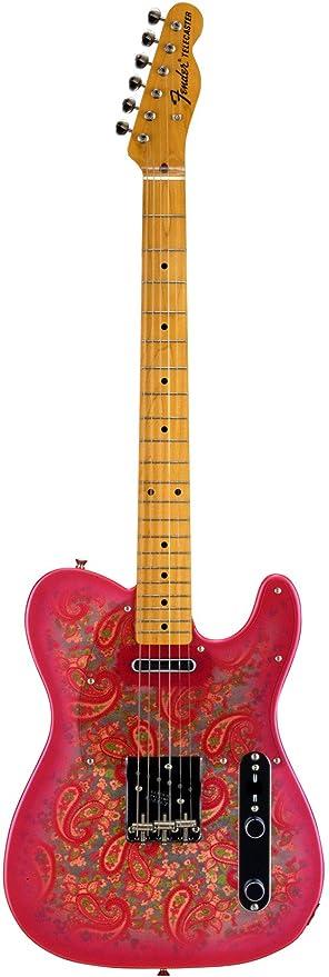 Fender Japón tl69 PRD Telecaster guitarra eléctrica de cachemira japonés (Japón Importación)