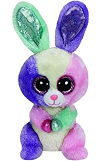 Ty Beanie Boo Bloom the Easter Bunny (Medium)