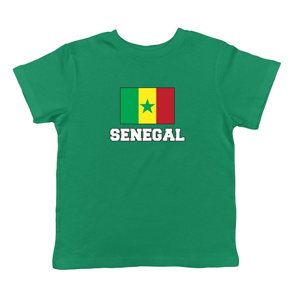 SpiritForged Apparel Senegal Flag Infant T-Shirt