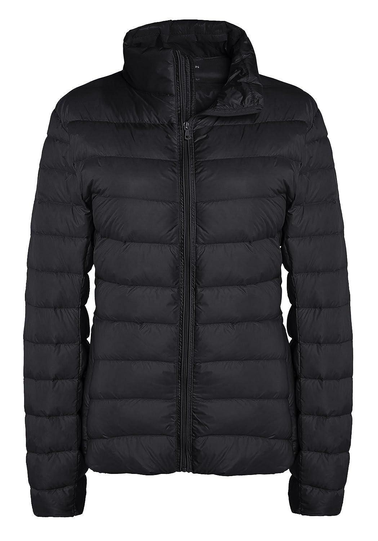 d20ad6fed03e Amazon.com: ZSHOW Women's Lightweight Packable Down Jacket Outwear Puffer  Down Coats: Clothing