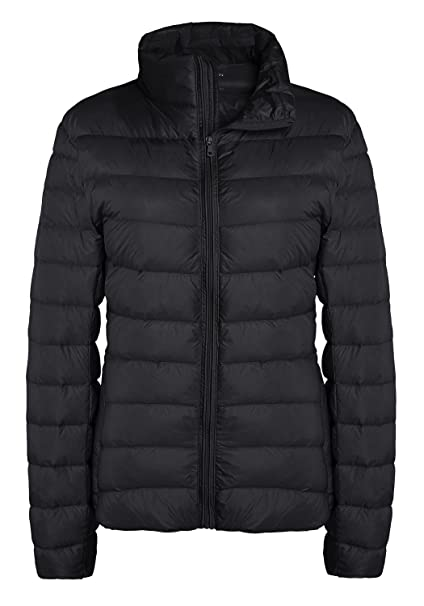 365c7ac9e ZSHOW Women's Lightweight Packable Down Jacket Outwear Puffer Down Coats