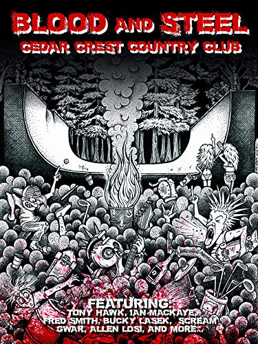 Blood and Steel: Cedar Crest Country Club