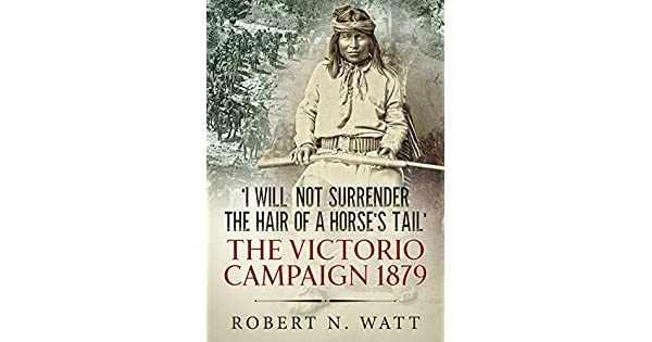 Amazon.com: I Will Not Surrender the Hair of a Horses Tail ...