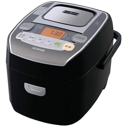 アイリスオーヤマ 米屋の旨み 銘柄炊き圧力IHジャー炊飯器 3合 RC-PA30